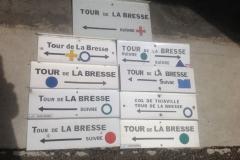 2021 06 19 nouveau balisage tour de La Bresse